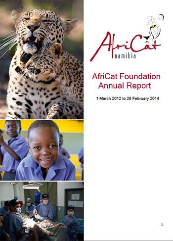 AfriCat Annual Report 2012-2014