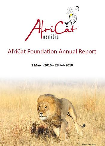 AfriCat Annual Report 2016-2018
