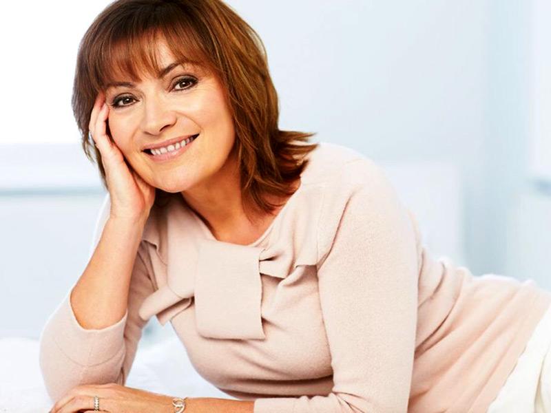 Lorraine Kelly a patron of AfriCat UK
